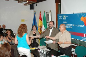 El Director General de Prevención y Calidad Ambiental clausuró el curso sobre la ley de gestión integrada de la calidad ambiental de Andalucía (GICA)