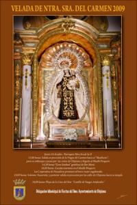 Presentadas en Chipiona las Fiestas del Carmen 2009