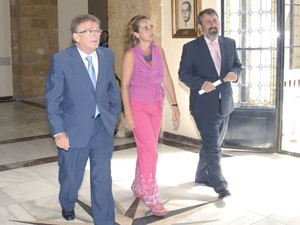 Diputación  de Cádiz y Junta renuevan su cooperación en  materias medioambientales
