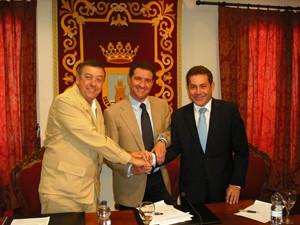MAGTEL, Universidad de Cádiz y ayuntamiento de Chipiona se unen para construir un parque offshore frente a la costa.-