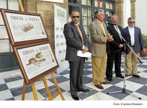 Los senderos de Costa Ballena y de la Sierra serán imágenes de los cupones de la ONCE en los sorteos del 16 y 27 de julio