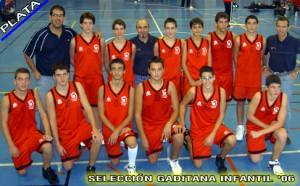 La Delegación Gaditana de Baloncesto distingue al CB Chipiona.