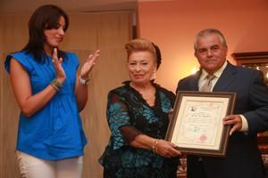La Década 60/70 homenajea a Dorita La Algabeña