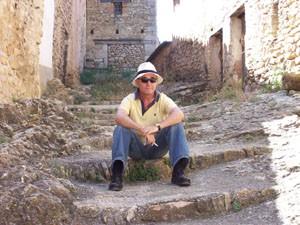 El poeta sanluqueño, afincado en Chipiona,  Juan José Vélez gana el 'José de Espronceda'
