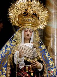 Solemne Función en Chipiona de la Virgen de los Dolores