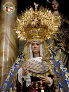 Cultos en honor de Nuestra Señora de los Dolores