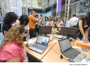 Inaugurada la cuarta edición de las jornadas de administración electrónica, que continuará hasta el próximo viernes en Cádiz