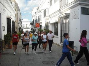 Ana María Sabido difunde el trastorno del espectro autista en Chipiona