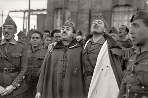 El incidente del intelectual Unamuno y el general Millán Astray el 12 de octubre de 1936.-