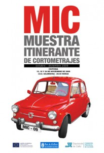 Muestra Itinerante de Cortometrajes 2009 en Cádiz