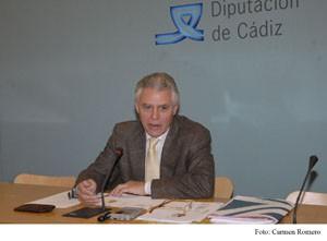 Diputación de Cádiz incrementará sus inversiones y la protección social en 2010