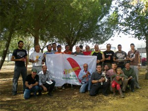 Encuentro de Paramotores en Fuentes de Andalucía