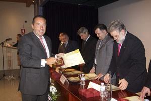 Los moscateles de César Florido galardonados de nuevo en los Premios Mezquita de Córdoba.-
