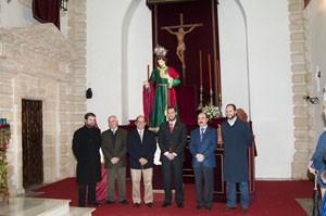 La Hermandad de las Angustias de Jerez será la madrina de la bendición de San Juan Evangelista(Chipiona)