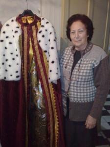 Pilar y Mercedes Guardia, las modistas de los Reyes Magos de Chipiona