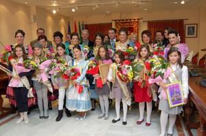 Presentado el Carnaval 2010(Chipiona)