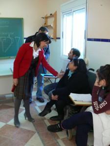 María José Valencia   anuncia la rehabilitación del edificio San Fernando como escuela de hostelería (Chipiona)