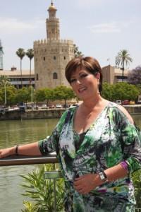Isabel Fayos será la primera mujer pregonera de la Semana Santa de Triana 2010
