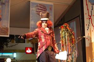 Un pregón dinámico y original abre las puertas de los carnavales de Chipiona 2010
