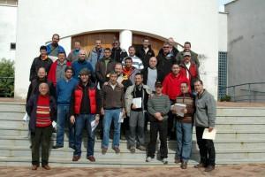 II curso de navegación y comunicaciones aéreas organizado por P.B.G.