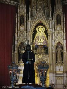 Multitudinario traslado de Nuestro Padre Jesús Cautivo de Chipiona al Santuario de Regla