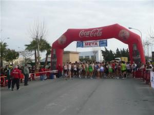 Más de 400 atletas participan en la XXX Carrera Día de Andalucía(Chipiona)