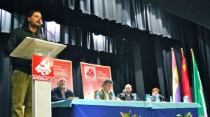 El PCA de Cádiz renueva su dirección provincial y elige por amplia mayoría a Fernando Macías como nuevo secretario