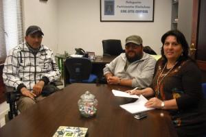 Participación Ciudadana toma contacto con la Asociación de Discapacitados de Chipiona (ACHIDI)