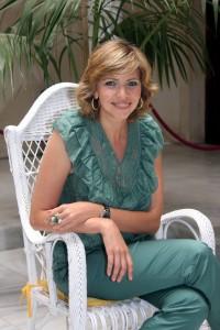 Marina Bernal intervendrá el domingo y miércoles en el programa De Lujo de Canal Sur TV