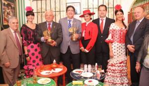 José Joaquín Gallardo y Santiago Herrero, premiados por los fotógrafos
