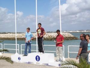 Pablo Mariño (CN El Trocadero) en Laser Standard, Julia Vallo (CM Puerto Sherry) en Laser Radial y Eduardo Bueno González (CAND Chipiona) en Laser 4.7 ganan el XVIII Trofeo Ciudad del Puerto en las disciplinas Laser