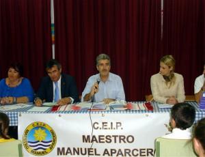 El CEIP Maestro Manuel Aparcero de Chipiona obtiene el primer premio Planeta tras la edición del libro: «Chipiona, mi ciudad en Europa»