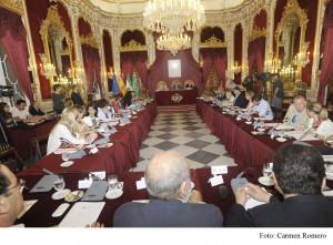 Diputación de Cádiz apoya el proyecto de la escuela de enfermería en Villamartín