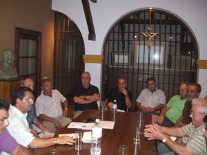 Antonio Peña apuesta por la creación de la Tenencia de Alcaldía de Agricultura, para trabajar en pro de la agricultura de Chipiona