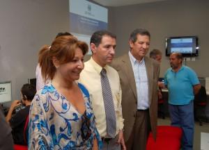 La Red Guadalinfo, que cuenta con más de 35.000 usuarios en la provincia, intensifica la atención ciudadana en Chipiona