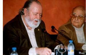 Joaquín Márquez recibe el  XVIII Premio de Poesía Manuel Alcántara