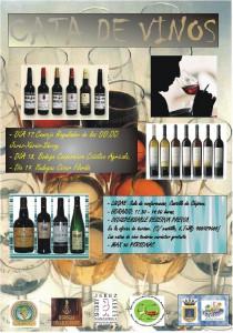 Cata de Vinos en Chipiona con motivo del Festival del Moscatel