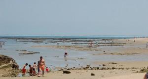 CANS  pregunta por la vigilancia de los corrales de pesca en verano