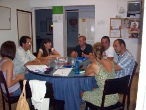 Antonio Peña apoya las demandas de APIF para una custodia compartida