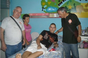 Caminantes de Chipiona por el Mundo espera recaudar 75.000 euros para su programa de Solidaridad con los niños de Cuba