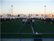 El Chipiona Club de Fútbol presentó todos sus equipos para la temporada 2010-2011