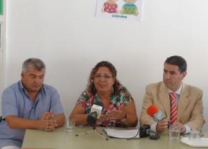 La Delegada de Educación inaugura el curso de escuelas infantiles en Chipiona