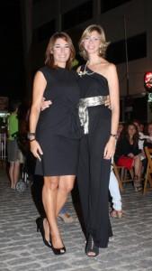 Raquel Revuelta presentó a Marina Bernal en el pregón del Cerro del Águila.