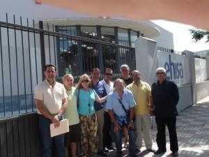 El museo de Rocío Jurado podría estar en funcionamiento en marzo del 2011 en una de las alas de las naves Niño de Oro