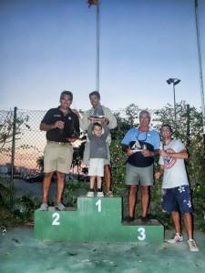 Nuevos triunfos de regatistas chipioneros en competiciones