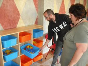 La ludoteca municipal comienza a funcionar en Chipiona
