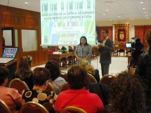 Comienza la escuela de formación feminista en Chipiona