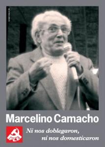 IU reprocha la insensibilidad del gobierno municipal ante el fallecimiento de Marcelino Camacho