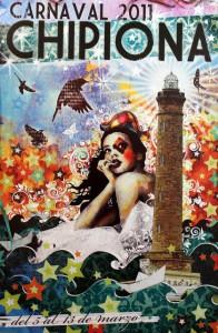 Elegido el cartel anunciador del Carnaval de Chipiona 2011