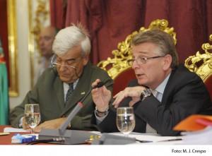 El Pleno de Diputación de Cádiz aprueba los Presupuestos de 2011 que alcanzan los 255 millones de euros